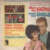 Connie Francis, Sam The Sham And The Pharaohs - When The Boys Meet The Girls - The Original Sound Track Recording