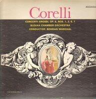 Corelli - Concerti Grossi, Op.6, Nos. 1, 3, 6, 7 (Bohdan Warchal)