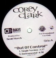 Corey Clark - Out Of Control