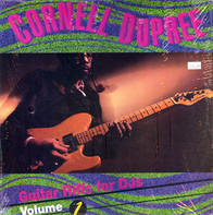 Cornell Dupree - Guitar Riffs For DJs Vol. 1