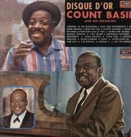 Count Basie And His Orchestra - Disque D'or