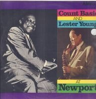 Count Basie and Lester Young - At Newport