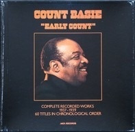 """Count Basie - """"Early Count"""" - Complete Recorded Works  (1937-1939)"""