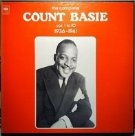 Count Basie - The Complete Count Basie Vol. 1 To 10 1936-1941
