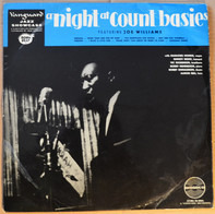 Count Basie's All Stars featuring Joe Williams - A Night at Count Basie's