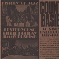 Count Basie - At Savoy Ballroom 1937-1945