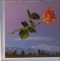 Country Joe McDonald - Love Is a Fire