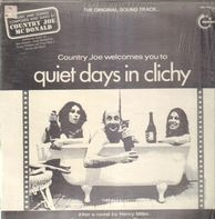 Country Joe McDonald - Quiet Days In Clichy - OST