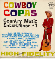 Cowboy Copas - Country Music Entertainer No. 1