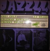 Cozy Cole , Coleman Hawkins , J.C. Heard , Trummy Young - Jazz 44