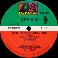 Craig G - Turn This House Into A Home