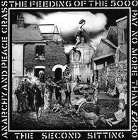 Crass - The Feeding Of The 5000 - The Second Sitting