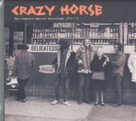 Crazy Horse - The Complete Reprise Recordings 1971-'73