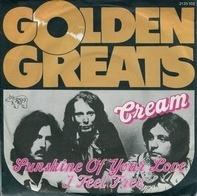 Cream - Sunshine Of Your Love / I Feel Free