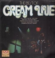 Cream - The Best Of Cream Live