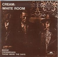 Cream - White Room EP
