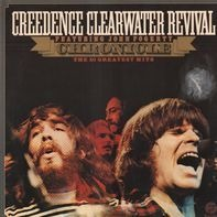 Creedence Clearwater Revival , John Fogerty - Chronicle - The 20 Greatest Hits