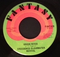 Creedence Clearwater Revival - Green River / Commotion