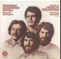 Creedence Clearwater Revival Featuring John Fogerty - I Heard It Through The Grapevine