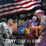 Crosby, Stills, Nash & Young - Déjà Vu Live