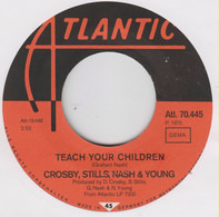 Crosby, Stills, Nash & Young - Teach Your Children / Carry On