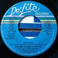 Crown Heights Affair - Sure Shot / I See The Light
