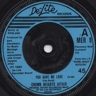 Crown Heights Affair - You Gave Me Love / Use Your Body & Soul