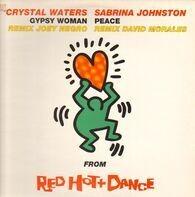 Crystal Waters / Sabrina Johnston - Gypsy Woman / Peace