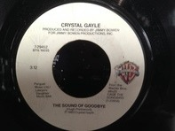 Crystal Gayle - The Sound Of Goodbye / Take Me Home