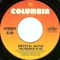 Crystal Gayle - The Woman In Me
