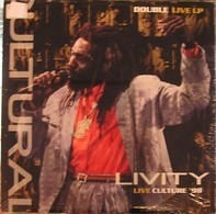 Culture - Cultural Livity : Live Culture '98