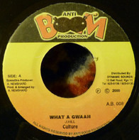 Culture - What A Gwaan