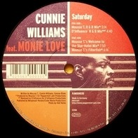 Cunnie Williams - Saturday