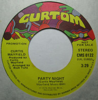 Curtis Mayfield - Party Night