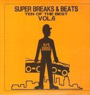 Curtis Mayfield, Melvin Bliss, Marvin Gaye  et al - Super Breaks & Beats Vol. 6