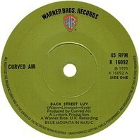 Curved Air - Back Street Luv