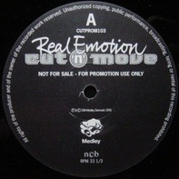 Cut 'N' Move - Real Emotions