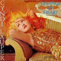 Cyndi Lauper - Change Of Heart