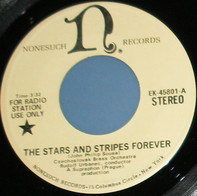 Czechoslovak Brass Orchestra - The Stars And Stripes Forever