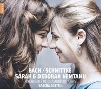 D./Nemtanu,S./Orchestre DE Chambre DE Paris Nemtanu - Konzerte für 2 Violinen und Orchester