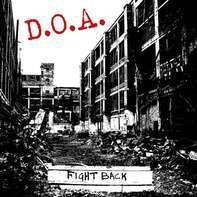 D.O.A. - Fight Back -Coloured-