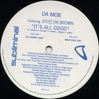Da Mob Featuring Jocelyn Brown - It's All Good