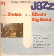 Dakota Staton / Manny Albam Big Band - I Giganti Del Jazz 41