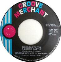 Dakota Staton - A Losing Battle / Let It Be Me