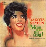 Dakota Staton - More Than The Most