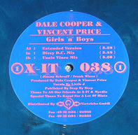Dale Cooper & Vincent Price - Girls 'N' Boys