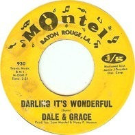 Dale & Grace - Darling It's Wonderful / What's Happening To Me