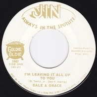 Dale & Grace - I'm Leaving It All Up To You