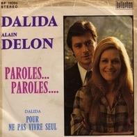 Dalida & Alain Delon - Paroles... Paroles...