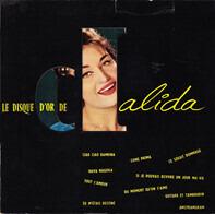 Dalida - Le Disque D'or De...